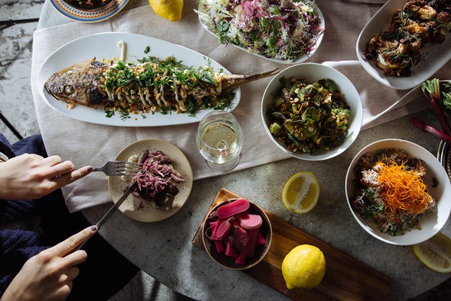 Feast of Merit Restaurant in Melbourne