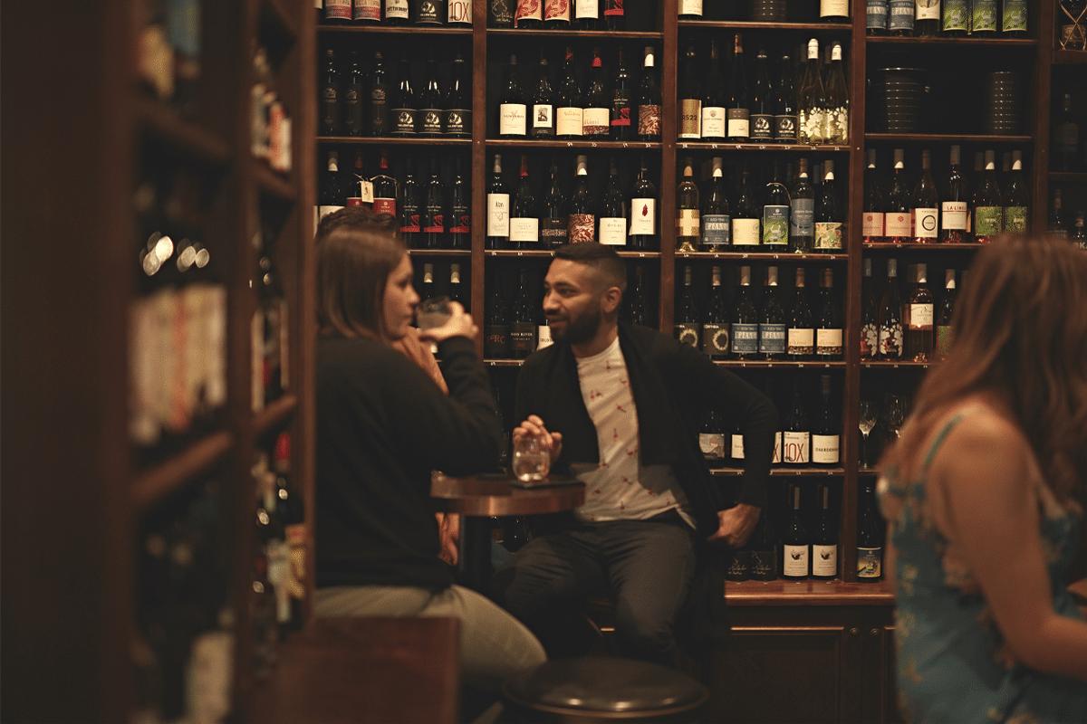 Bijou Bottle Store - Gin Bar