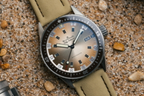 new blancpain fifty fathoms watch
