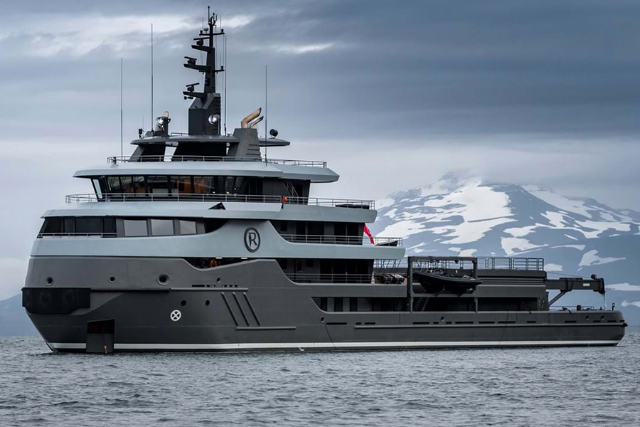 Burgess' 'Ragnar' Yacht is a Modern-Day Norse Legend | Man of Many