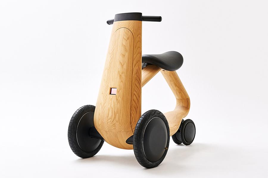 CONCEPT MODEL ILY AI Bike