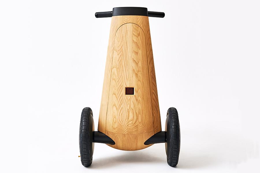 CONCEPT MODEL ILY AI Bike front