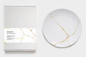 DIY Kintsugi Kit box