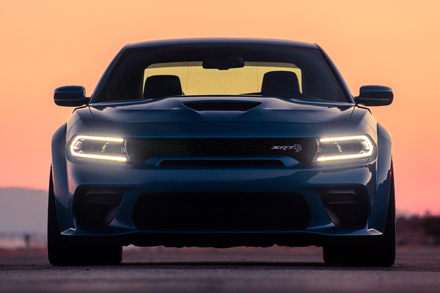 Dodge Charger Widebody SRT Red Eye front