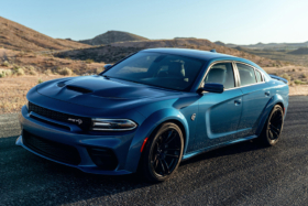 Dodge Charger Widebody SRT Red Eye