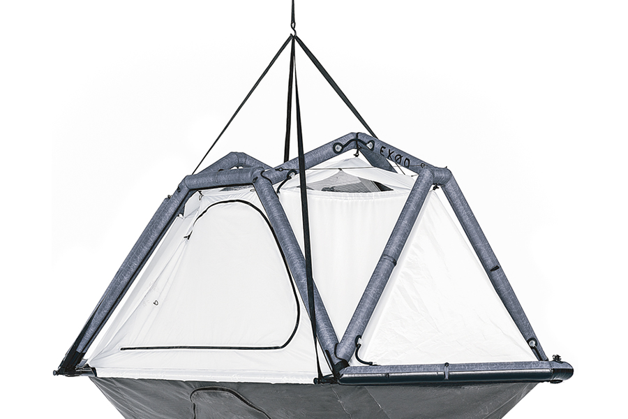 EXOD Hanging Tent with rope