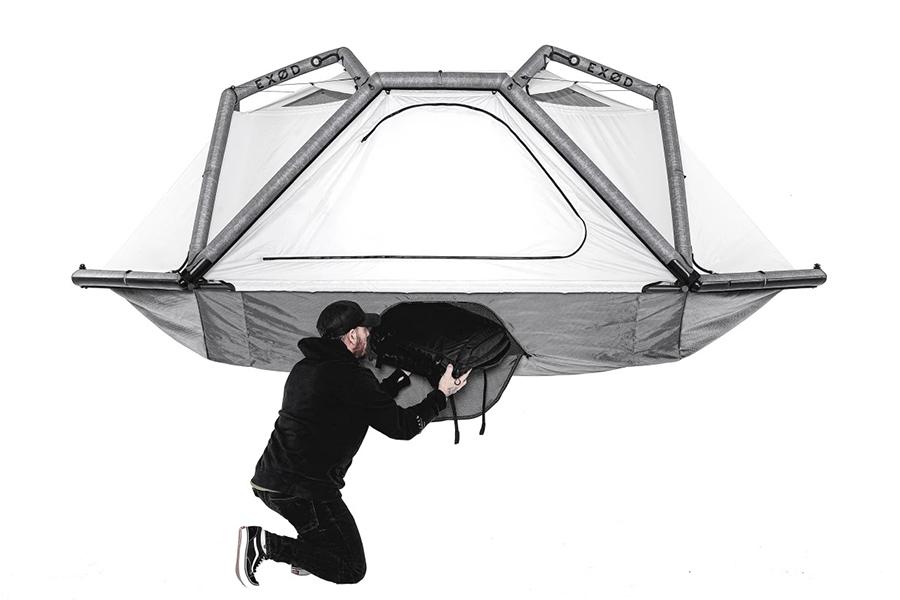 EXOD Hanging Tent under