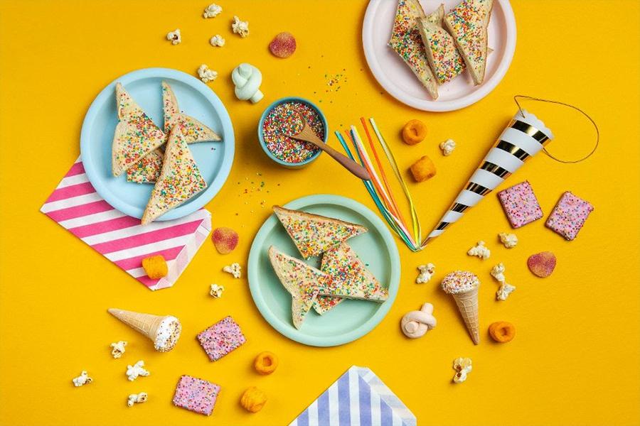 FGF - Fairy Bread Day