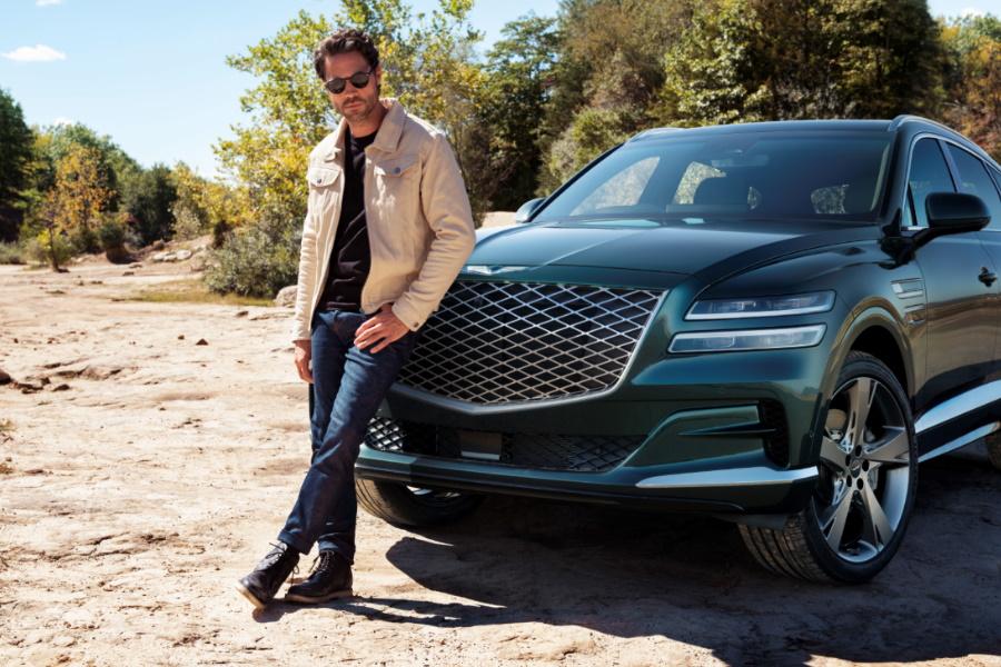 Genesis motors new luxury suv