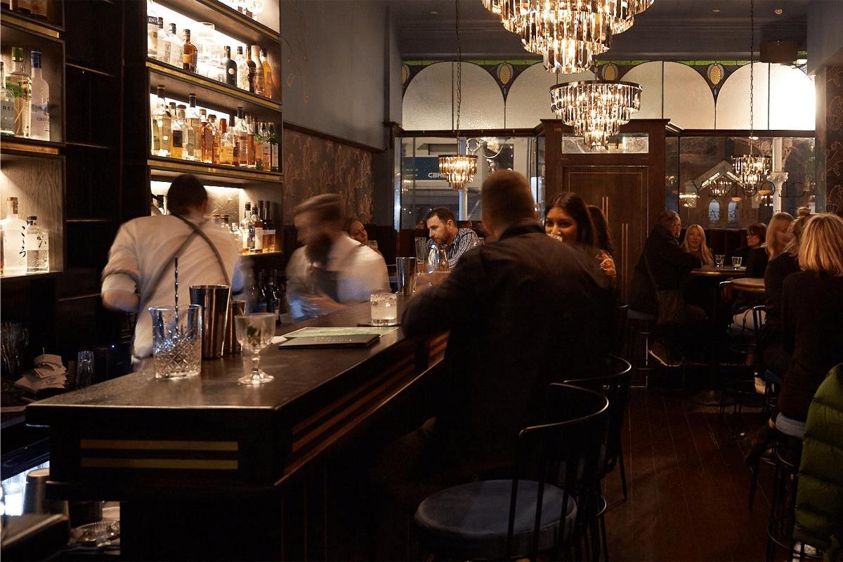 Gin Bars Melbourne