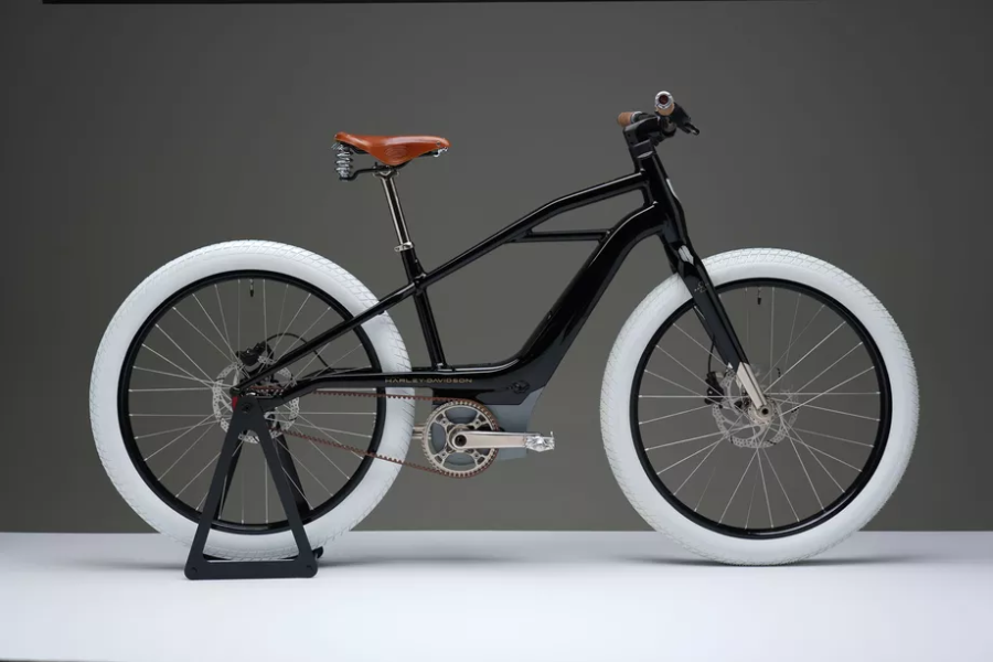 Harley Davidson Electric Bicycle