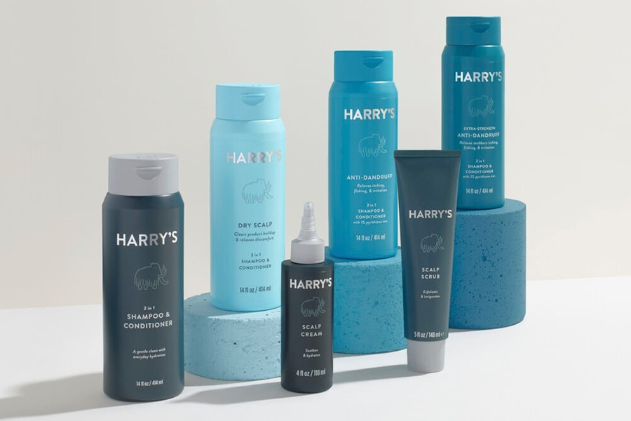 Harry's Anti Dandruff and Scalp Care products