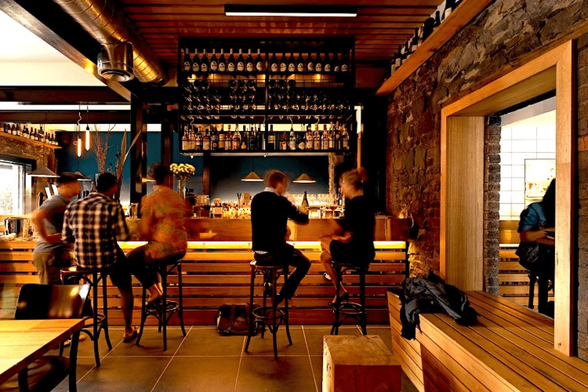 Hell of the North Gin Bar Melbourne