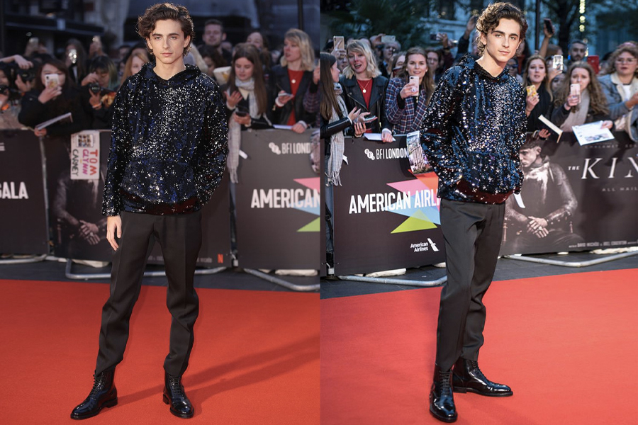 How to Dress Like Timothee Chalamet 1