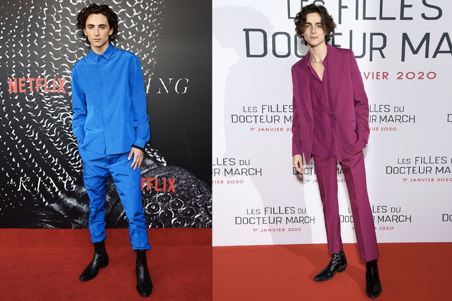 How to Dress Like Timothee Chalamet 4