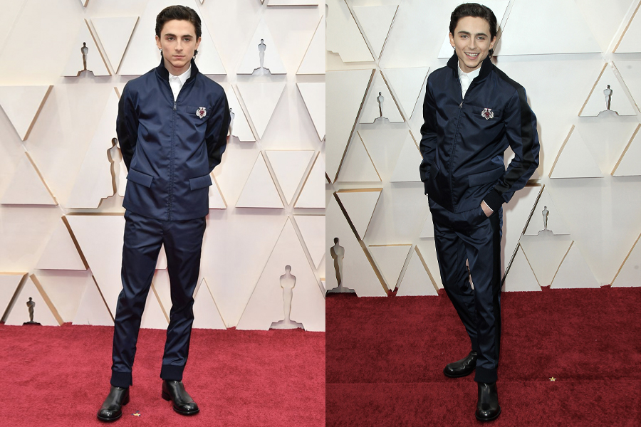 How to Dress Like Timothee Chalamet 5