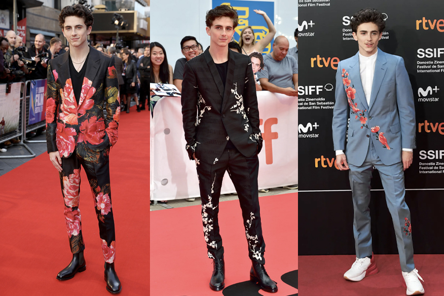 How to Dress Like Timothee Chalamet 6