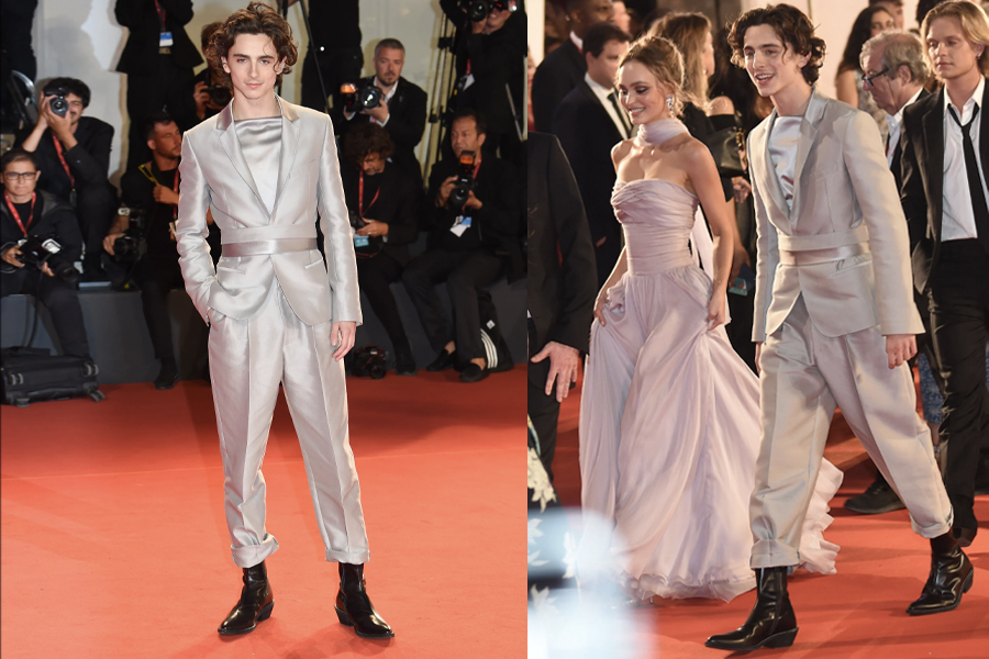 How to Dress Like Timothee Chalamet