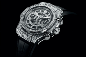 HublotHaute Joaillerie CollectionClassic Fusion High Jewellery watch