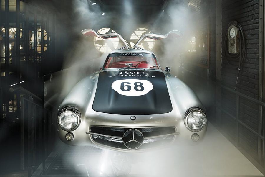 IWC Flagship Racing Store Zurich
