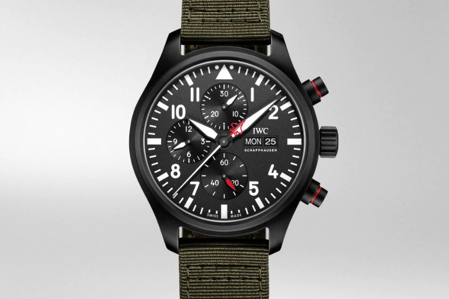 iwc pilots top gun watch