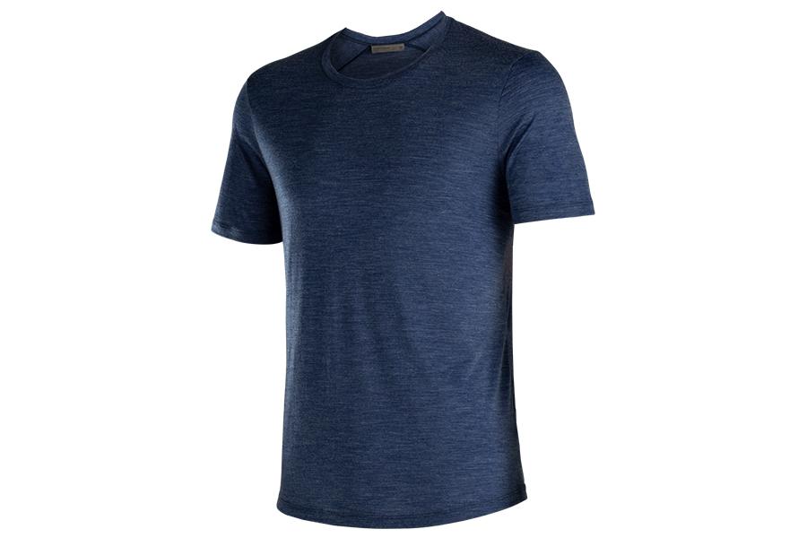 Icebreaker Spring Summer blue shirt