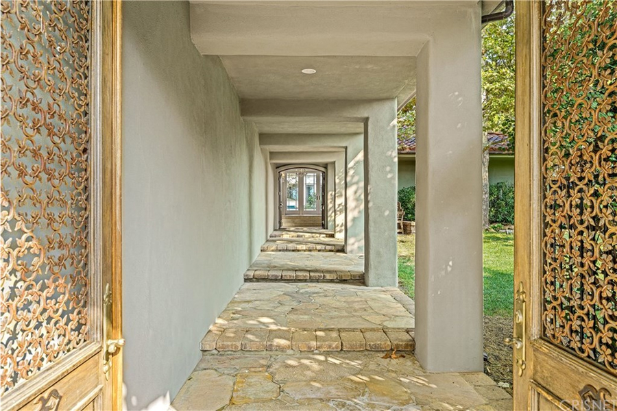 Joe Rogan Bell Canyon House 1