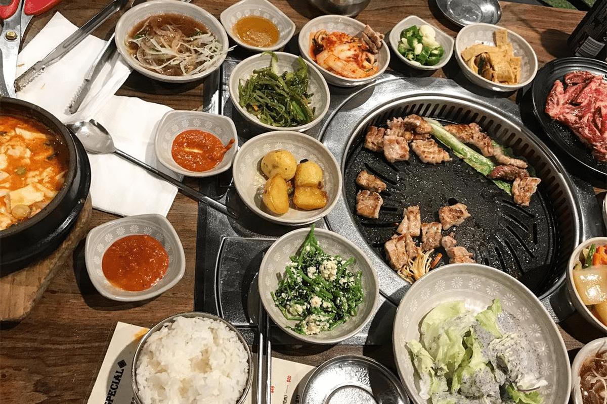 Kangnam Best Korean BBQ Sydney