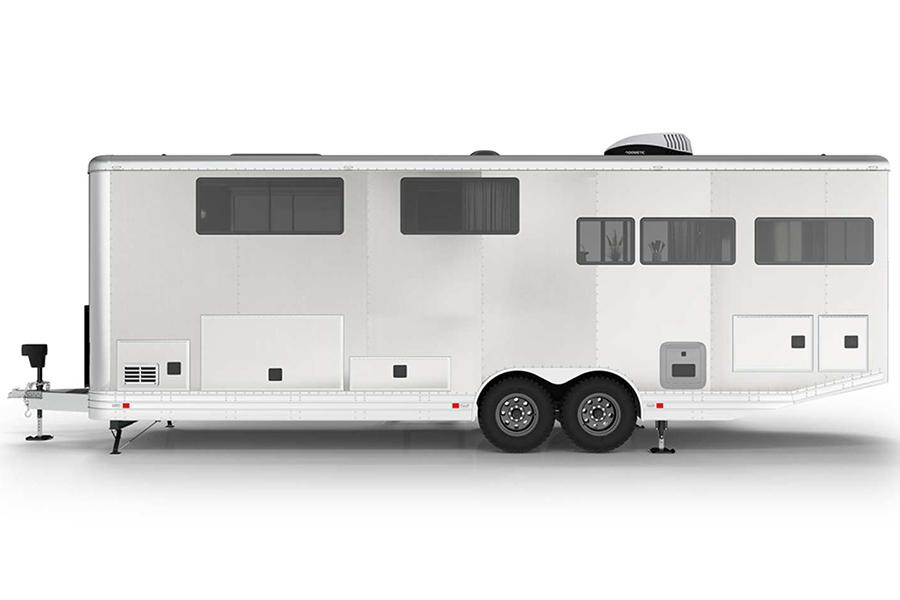 Living Vehicle 2020 side