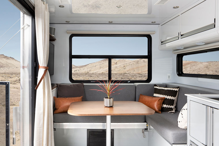 Living Vehicle 2020 table