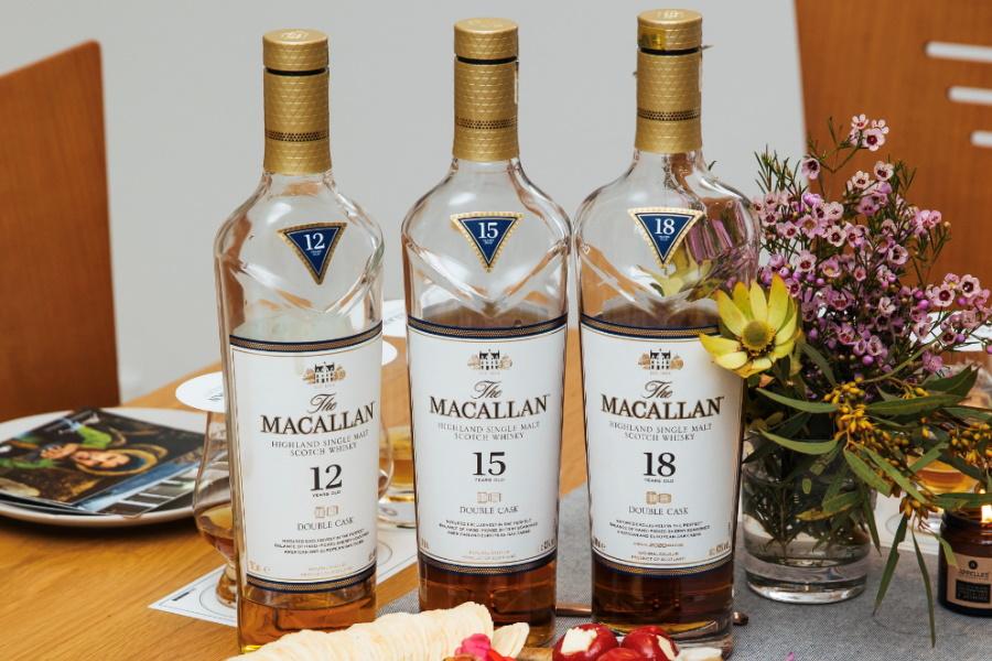 macallan double cask range