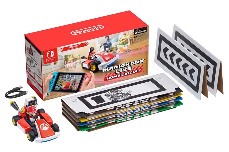 Mario Kart Live box