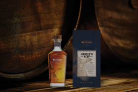 Wild Turkey Master's Keep 17 Year Old Bottled in Bond bottle and box