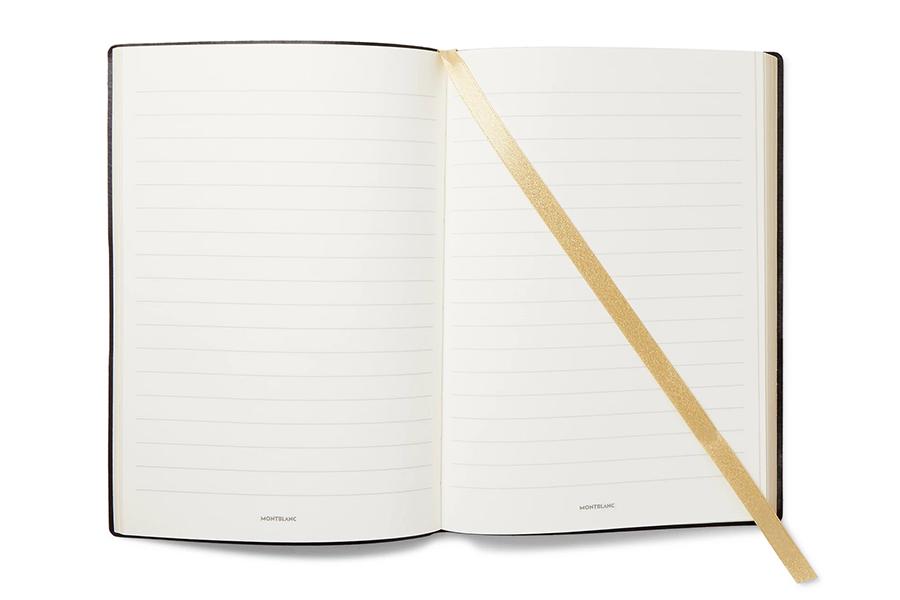 Montblanc x Kingsman Writing Set notebook