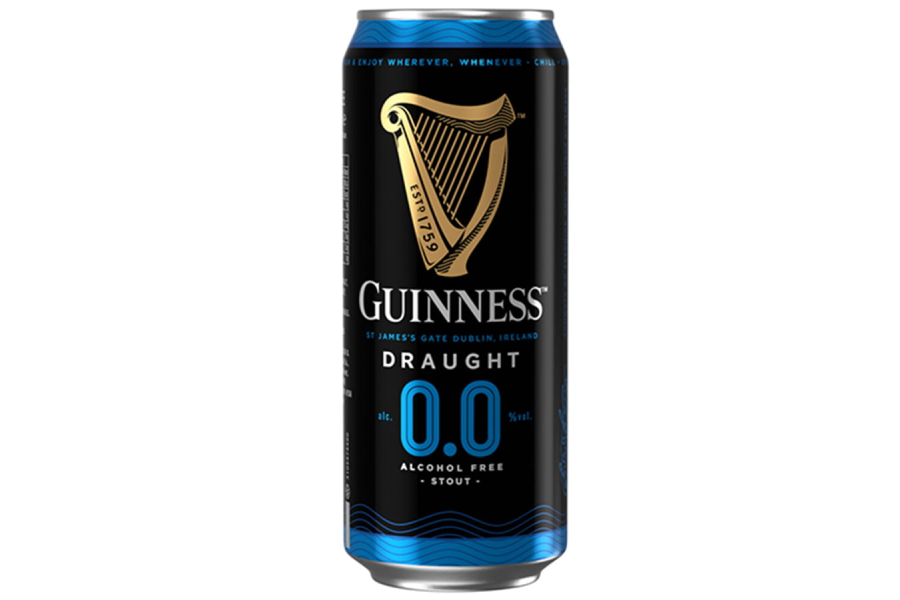 Non-Alcoholic Guinness