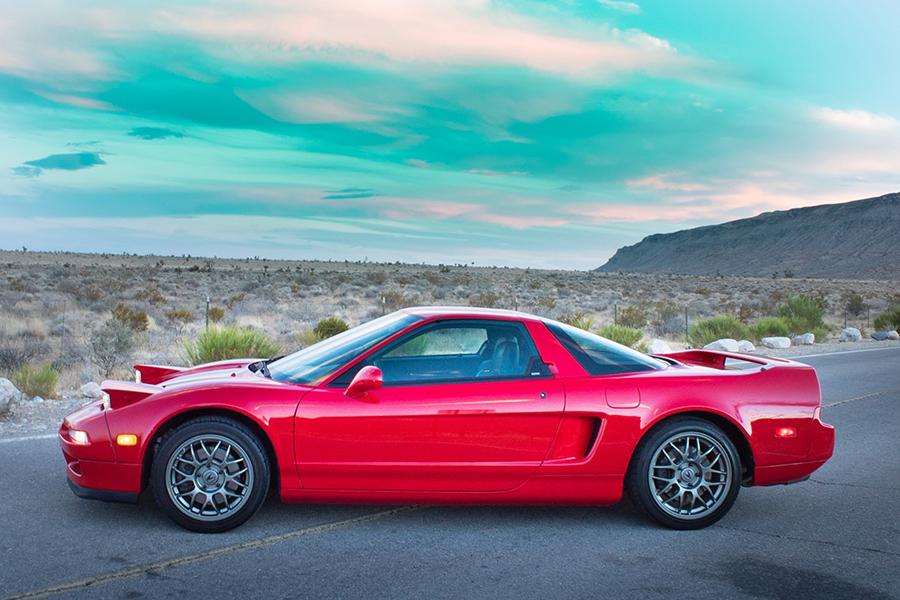 One-Owner 12k-Mile 1999 Acura NSX Zanardi Edition #51 vehicle