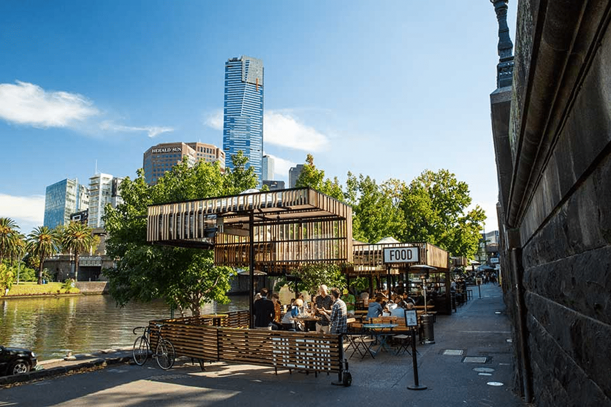 Pilgrim Gin Bar Melbourne