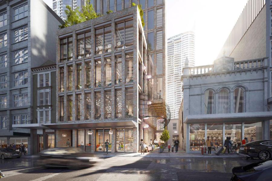 Sydney's $80 million Pitt Street Hotel Reportedly Gets Green Light | Man of Many