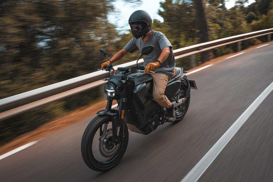 Pursang Motorcycle