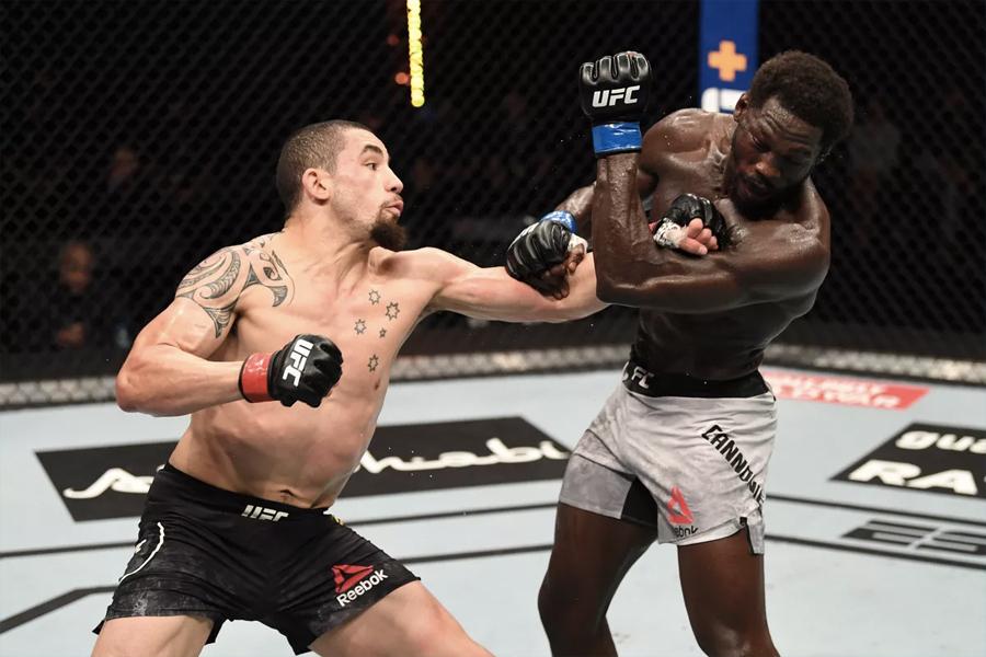 Robert Whittaker UFC 254