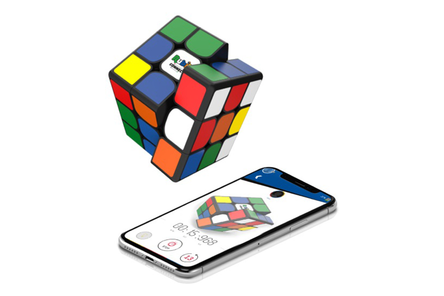 Rubiks Connected with app
