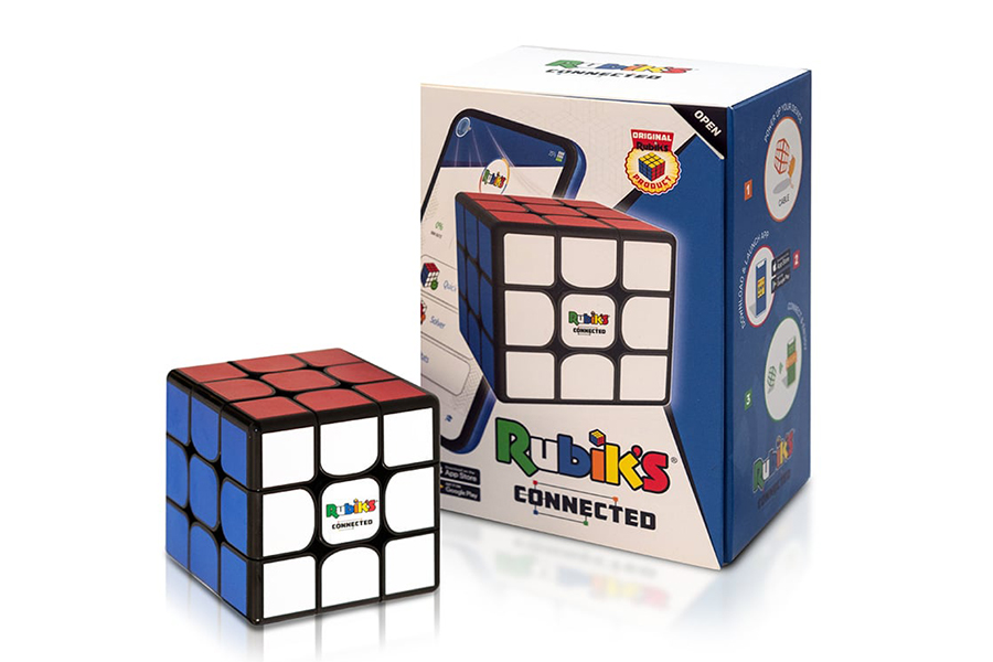 Rubiks Connected with box