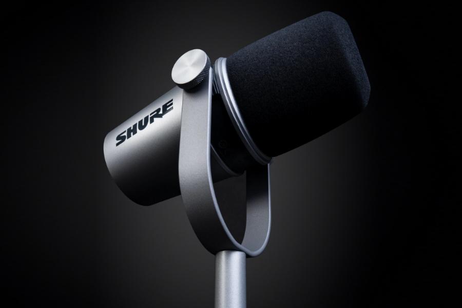 shure mv7 microphone