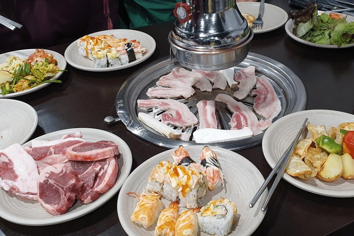 Se Jong Best Korean BBQ Sydney