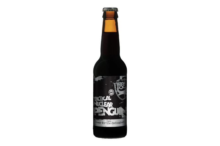Strongest Beers in the World - BrewDog Tactical Nuclear Penguin