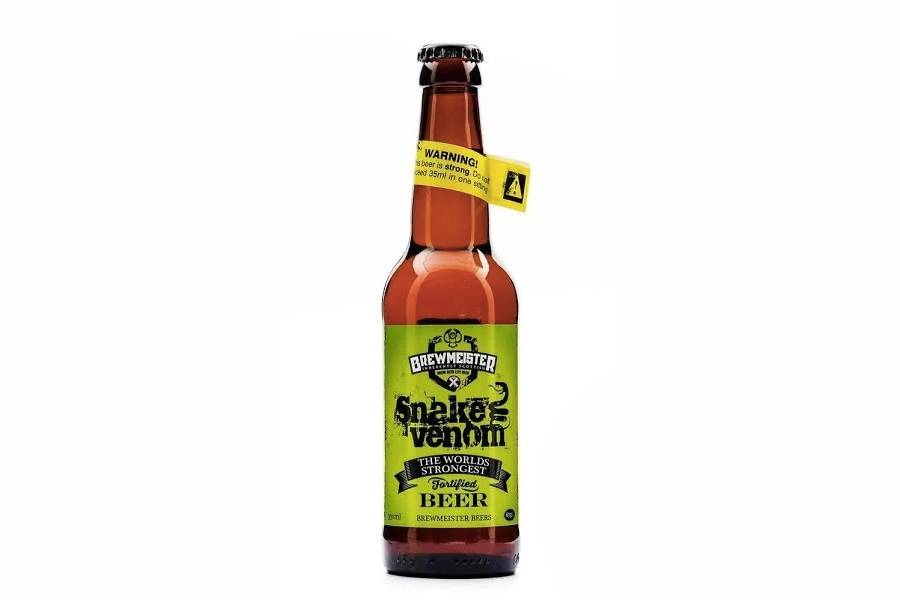 Strongest Beers in the World - Brewmeister Snake Venom