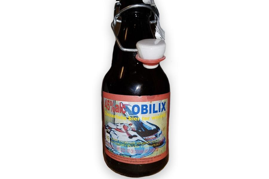 Strongest Beers in the World - Koelschip Obilix