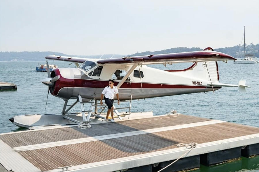 Sydney Seaplanes 1