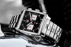 TAG HEUER MONACO New Calibre 02 watch