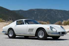 This 1966 Ferrari is the Most Expensive Car Ever Sold Online